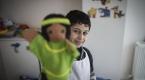 """Suriyeli sığınmacılara """"mutluluk veren"""" merkez"""