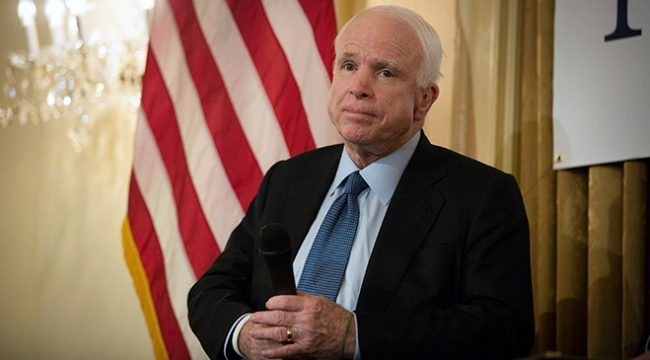 Amerikan gazetesinden McCainle ilgili skandal iddia