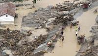 Çin'de Madeni Sel Bastı: 15 Ölü