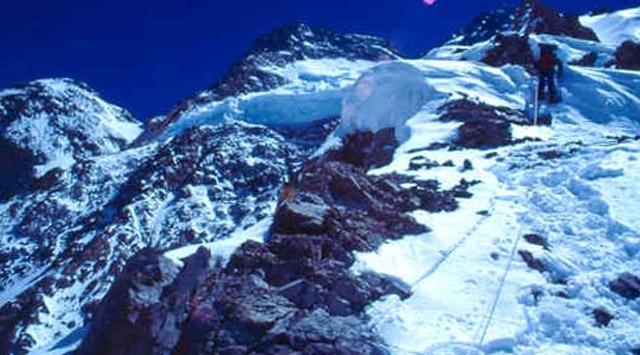 Karakurum Buzulları Şaşırttı