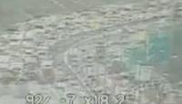 Fırtına İstanbul'da TIR Devirdi