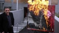 """Ekonomik Krize """"Ateşli"""" Protesto...."""