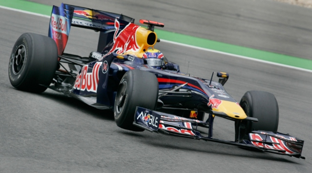 İtalya Grand Prixsi Vettelin