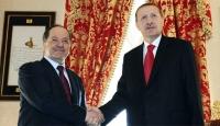 Başbakan Erdoğan, Barzani'yle Görüştü