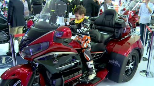 Motobike fuarı İstanbulda açıldı