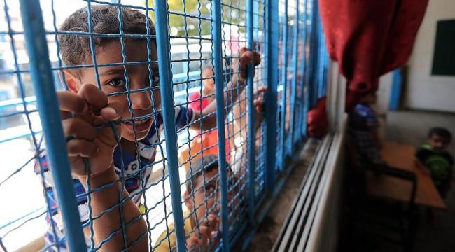 İsrail polisi Doğu Kudüste bir ilkokulu kapattı