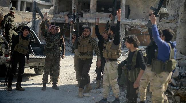 ÖSO birlikleri Babın alınmasını kutladı