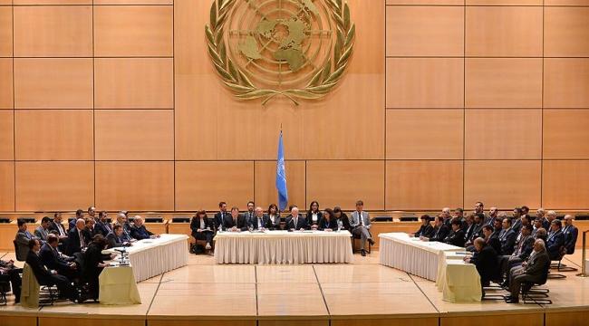 Suriye konulu Cenevre görüşmelerin 4. turu başladı