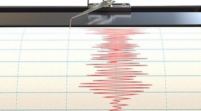 Ege Denizinde 3,5 büyüklüğünde deprem