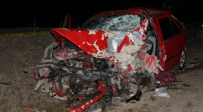 Samsun ve Balıkesirde trafik kazaları: 4 ölü, 8 yaralı