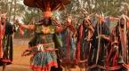 Kamerunde Geleneksel Dans Festivali