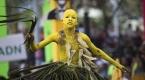 Santo Domingo Karnavalı Dominik Cumhuriyetinde gerçekleşti