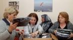 Gönüllü kadınların ördüğü atkılar Mehmetçike gönderildi