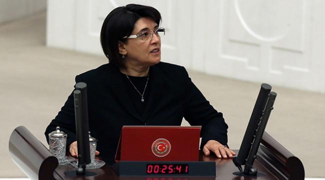 HDPli Zananın dosyası Karma Komisyona gönderildi