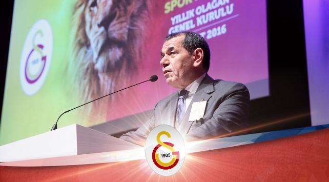 Galatasarayda mali kongre tarihi belli oldu