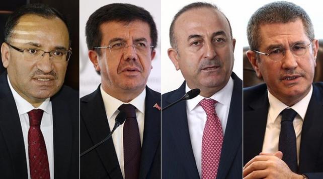 AB Bakanı: Almanya'nın kararı demokratik değerlere aykırı 91