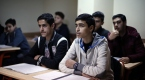 Dernek binası Suriyeliler için okula dönüştürüldü