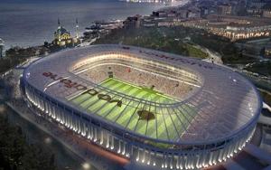 Vodafone Arena dünyada yılın en iyi stadı seçildi