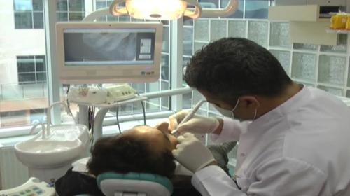 Dijital anesteziyle dişçi korkusuna son