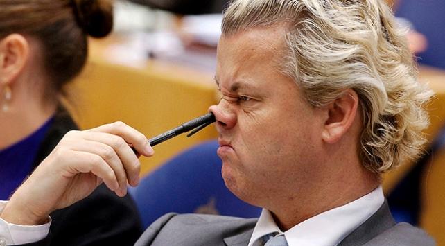 Hollandada aşırı sağcı lider Wilders, azınlık gruba hakaretten suçlu bulundu