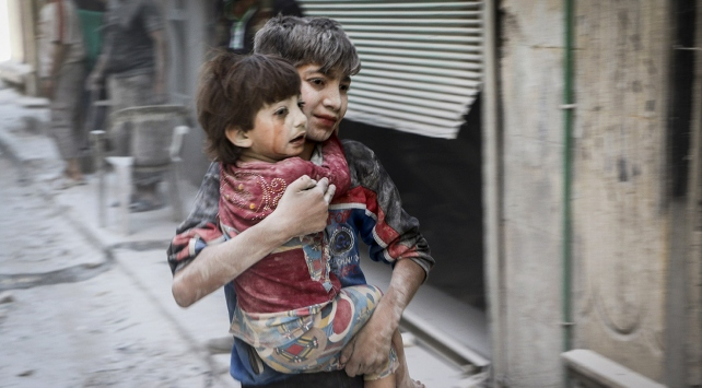 Suriye'de en fazla çocuk ölümü 2016 yılında yaşandı