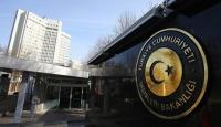 Dışişleri Bakanlığından Fransa Senatosu'nun Karabağ kararına tepki