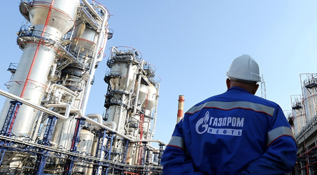 GAZPROM TürkAkıma 2018de 3.2 milyar dolar yatırım yapacak