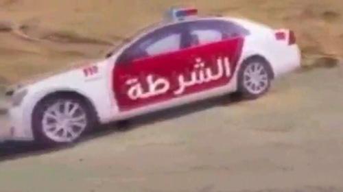 Dubai polisi masraftan kaçmamış