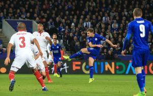 UEFA Şampiyonlar Ligi: Leicester City - Sevilla FC