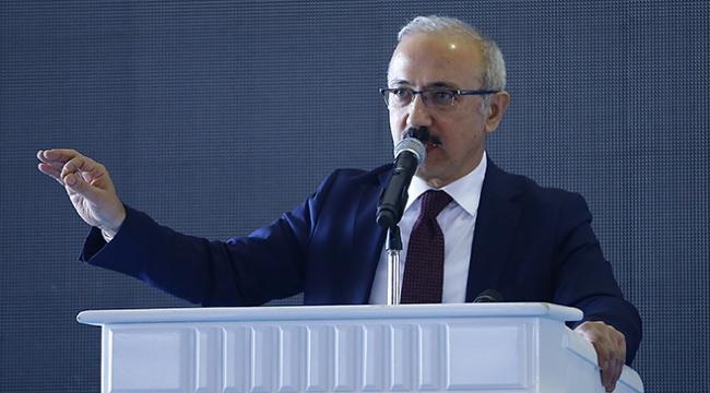 Bakan Elvan: Yılda yaklaşık 1 milyon istihdam sağlıyoruz