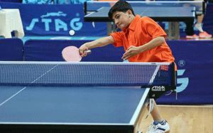 Masa Tenisi Yıldızlar Türkiye Şampiyonası