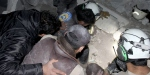 Halepte camiye hava saldırısı: 58 ölü