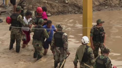 Peru, selle yaşam savaşı veriyor