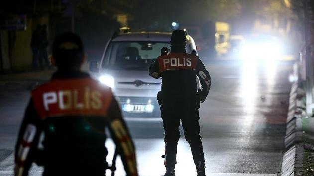İstanbulda Yeditepe Huzur asayiş uygulaması