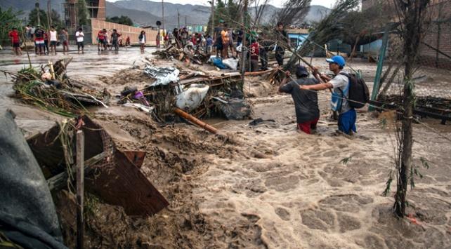 Perudaki sellerde ölü sayısı artıyor
