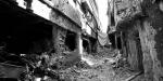'Dera Mülteci Kampı'nın yüzde 70'inden fazlası yıkılmış durumda'