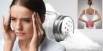 Tuzu azaltmak için 8 önemli neden