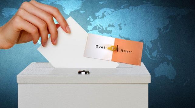 Halk oylamasında nerede oy kullanacağım?