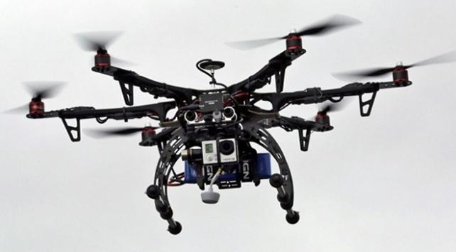 Türkiye Drone Yarış Ligi başladı