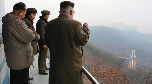 Kuzey Kore yeni nesil roket motorunu denedi
