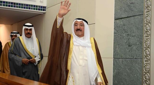 Kuveyt Emiri el Sabah Türkiyeye geliyor
