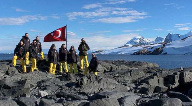 Türk Antarktik Ekibinden sefer notları