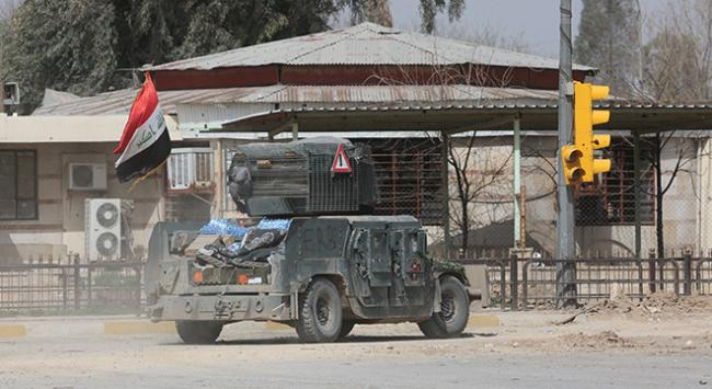 Irak ordusu Musul Cedide bölgesini DEAŞtan temizledi