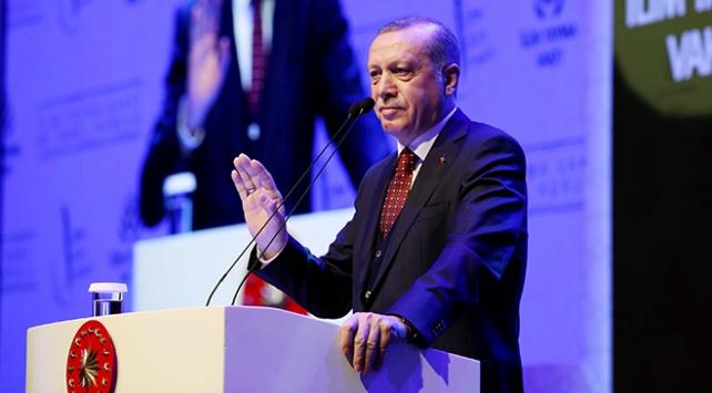 Cumhurbaşkanı Erdoğan: Artık maskeli balo sona erdi