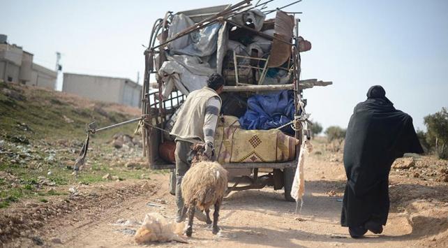 Suriyeden kaçan Kürtlerin sayısı 1 milyonu aştı