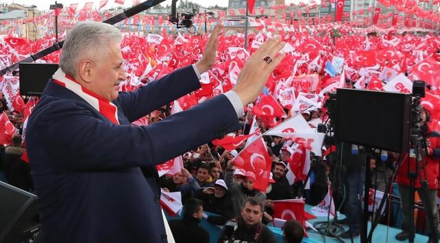 Türk milletine düşmanlığın bedeli çok ağır olacak