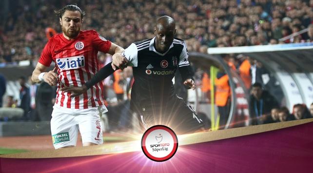 Antalyada gol sesi çıkmadı