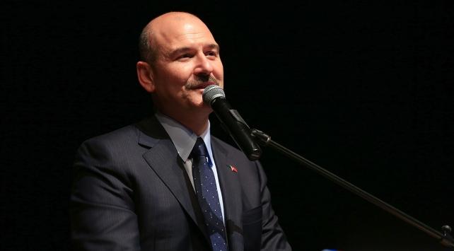 İçişleri Bakanı Soylu: Bu ülkenin huzurunu bozamayacaklar