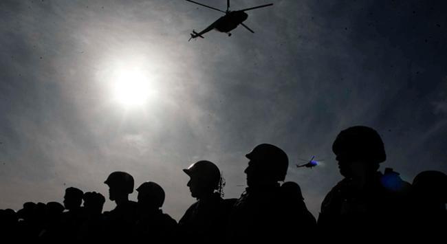 ABDnin askeri danışmanları Afganistanda saldırıya uğradı
