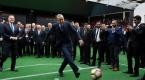 Cumhurbaşkanı Erdoğan, Uluslararası Futbol Zirvesine katıldı